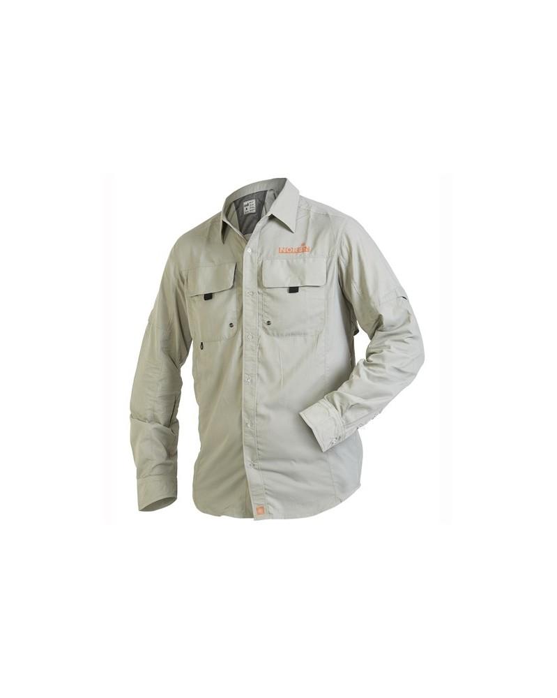 Рубашка Norfin Focus Gray