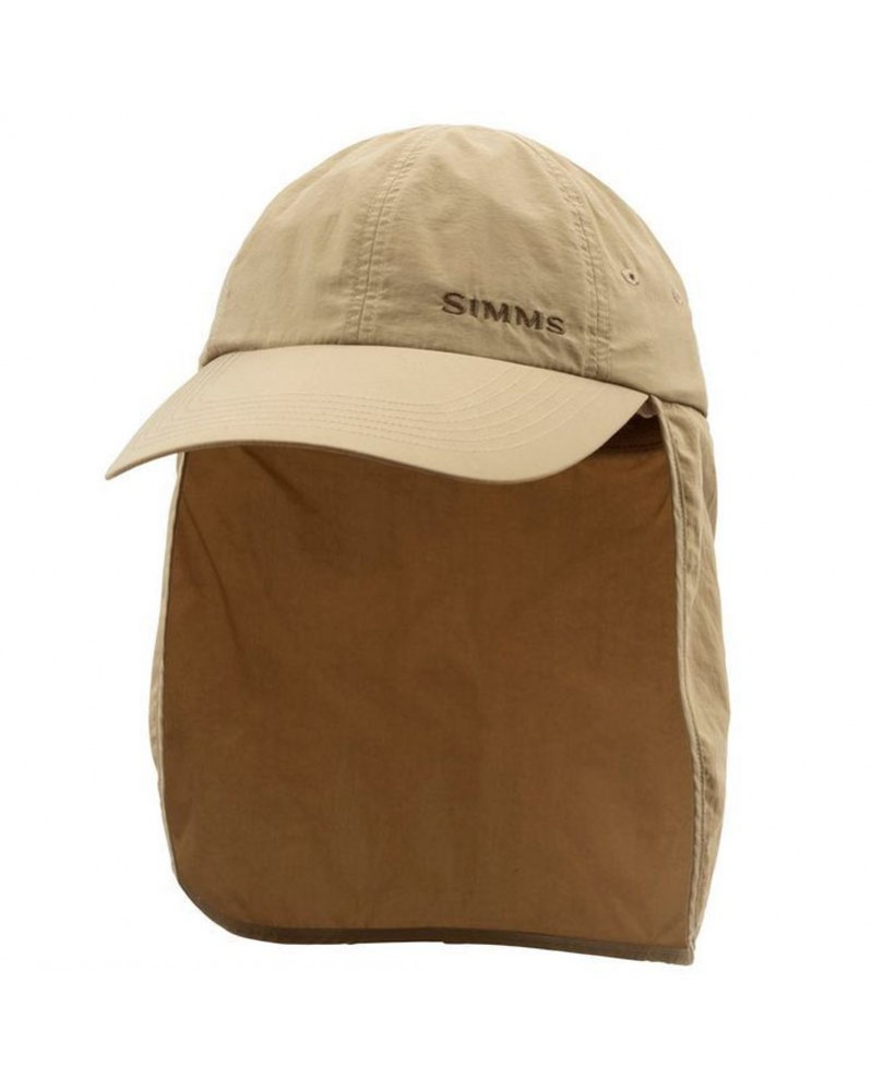 Кепка Simms BugStopper SunShield Cap