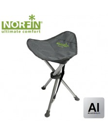Стул складной Norfin ODDA NF алюминиевый