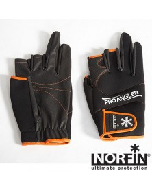 Перчатки Norfin PRO ANGLER 3 CUT GLOVES 04 р.XL