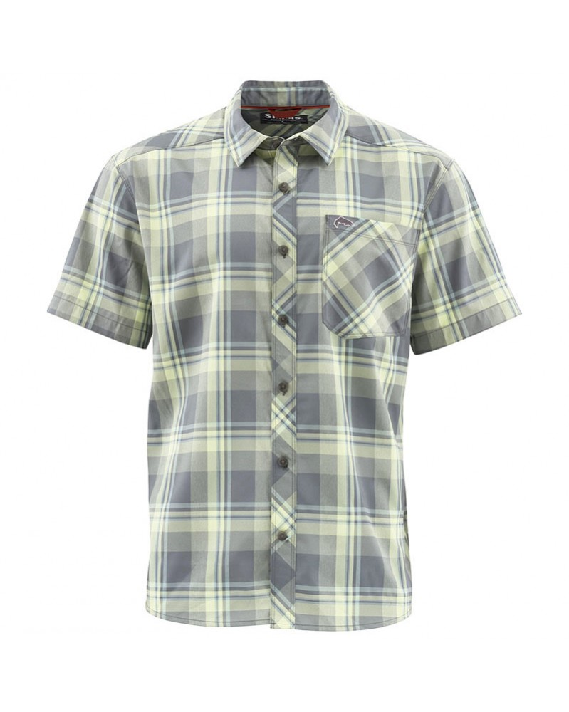 Рубашка Simms Outpost SS Shirt