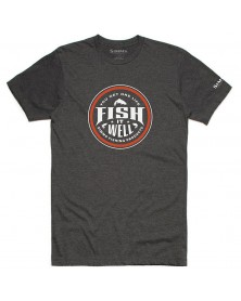 Футболка Simms Fish It Well T-Shirt