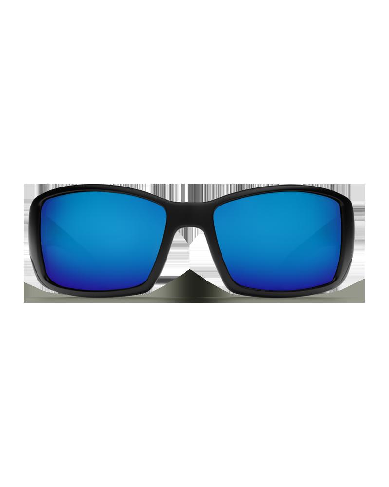 Очки поляризационные Costa Blackfin 400 GLS Blue Mirror