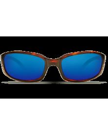Очки поляризационные Costa Brine 400 GLS Blue Mirror Tortoise