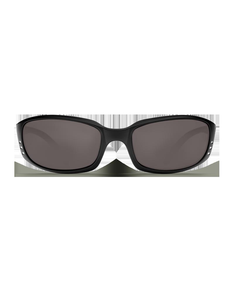 Очки поляризационные Costa Brine 400 GLS Dark Grey