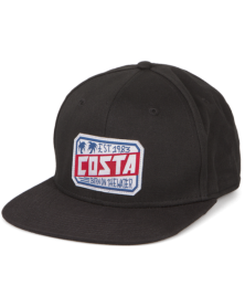 Бейсболка Costa Coastal Flat Brim Hat